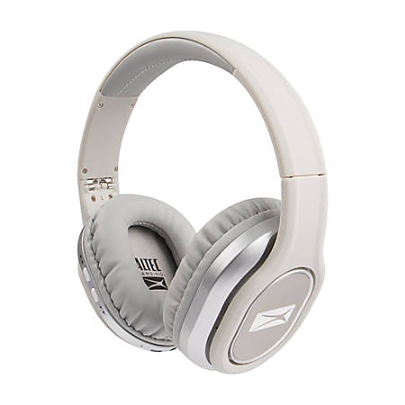 altec lansing evolution bluetooth over the ear headphones gray mzx667 gr by office depot officemax. Black Bedroom Furniture Sets. Home Design Ideas