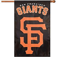 Party Animal Giants Applique Banner Flag