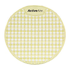 ActiveAire Deodorizer Urinal Screen Citrus Pack