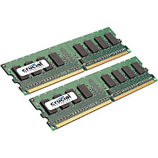 Crucial 16GB kit 8GBx2 240 pin