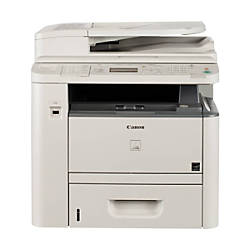 Canon imageCLASS® Monochrome Laser All-In-One Printer, Copier, Scanner, Fax, D1350