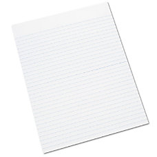 SKILCRAFT 30percent Recycled Glued Writing Pads