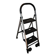 Pointe Ladder Hand Truck BlackSilver