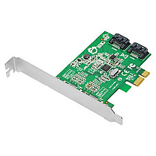 SIIG DP SATA 6Gbs 2 Port