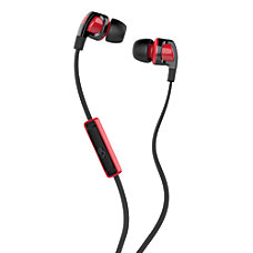 Skullcandy Smokin Buds BlackRed