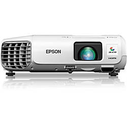 Epson PowerLite 965 LCD Projector - 720p - HDTV - 4:3
