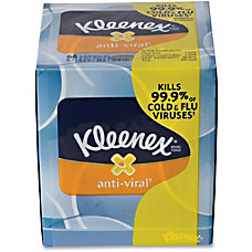 Kleenex Anti viral Facial Tissue 820