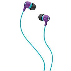 Skullcandy Spoke 2XL Earbuds Purplebluepink