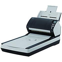 Fujitsu Fi 7260 SheetfedFlatbed Scanner