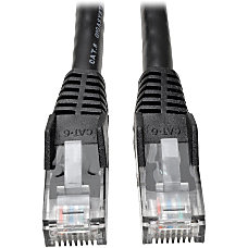 Tripp Lite 7ft Cat6 Gigabit Snagless