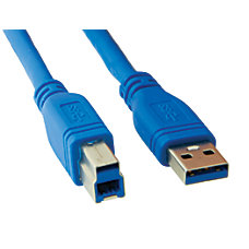 Ativa 6 USB 30 Cable Blue