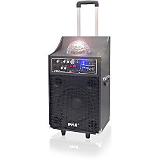 Pyle PSUFM1049A Public Address System