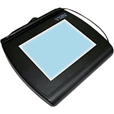 Topaz Signature Capture Tablet With Interactive