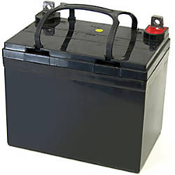 Ergotron Notebook Cart Battery