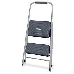 Louisville Steel Domestic Step Stool 2