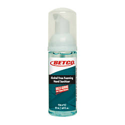 Betco Alcohol Free Foaming Hand Sanitizer
