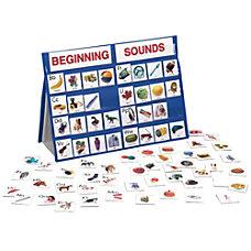 Playmonster Beginning Sounds Tabletop Pocket Chart