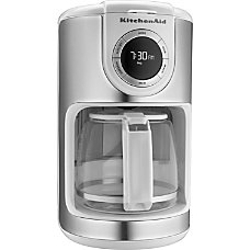 KitchenAid 12 Cup Glass Carafe Coffee