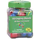 Eureka Learning Tool Tubs Stringing Beads