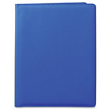 Samsill Fashion Padfolio Pad Holder Letter