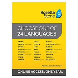 Rosetta stone polish activation code