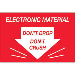 Tape Logic Preprinted Labels Dont Drop