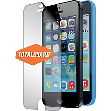 Griffin TotalGuard Screen Protector Crystal Clear