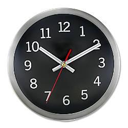 Artistic 9 Round Wall Clock Quartz