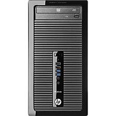HP Business Desktop ProDesk 400 G1