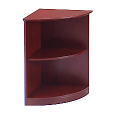 Mayline Group Corsica 2 Shelf Quarter