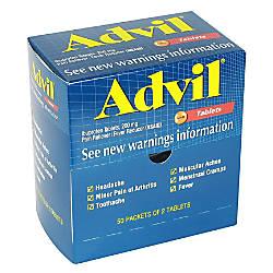 Advil Box Of 50