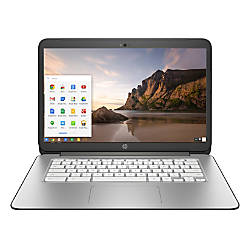 HP Chromebook Laptop Computer With 14