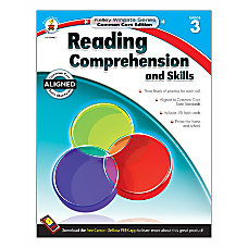 Carson Dellosa Reading Comprehension And Skills