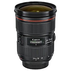 Canon 24 mm to 70 mm