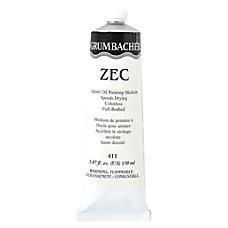 Grumbacher ZEC Colorless Gel Oil Medium
