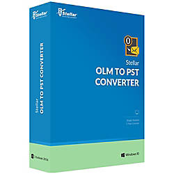 Stellar OLM to PST Converter Download