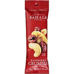 Sahale Snacks Raspberry Crumble Cashew Mix