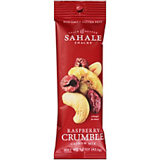 Sahale Snacks Raspberry Crumble Cashew Mix
