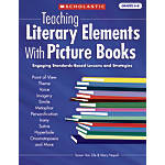 Scholastic Literary Elements Instruction For Grades