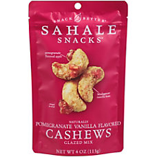 Sahale Snacks Glazed Nuts Cashews With