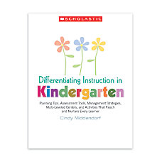 Scholastic Differentiation Book Bundle Grades K