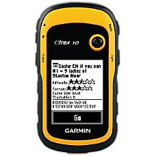 GARMIN GPS ETREX 10 WORLDWIDE