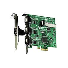 Brainboxes PX 420 4 port PCI