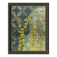 Timeless Frames Peridot Botanical Framed Art
