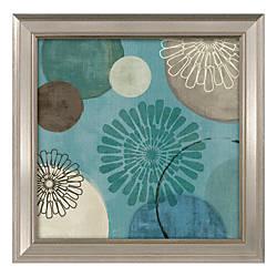 Timeless Frames Flora Mood I Framed