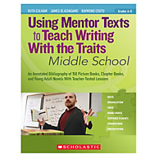 Scholastic Traits Of Writing Book Bundle