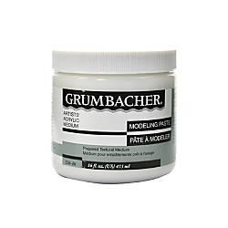 Grumbacher Modeling Paste 16 Oz