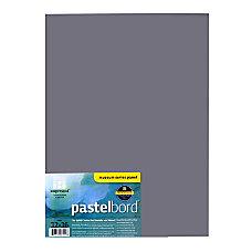 Ampersand Pastelbord 12 x 16 Gray