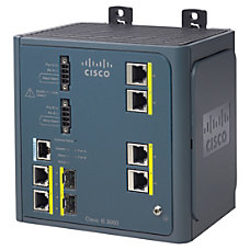 Cisco IE 3000 4TC E Layer