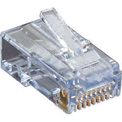 Black Box CAT6 EZ RJ45 Modular